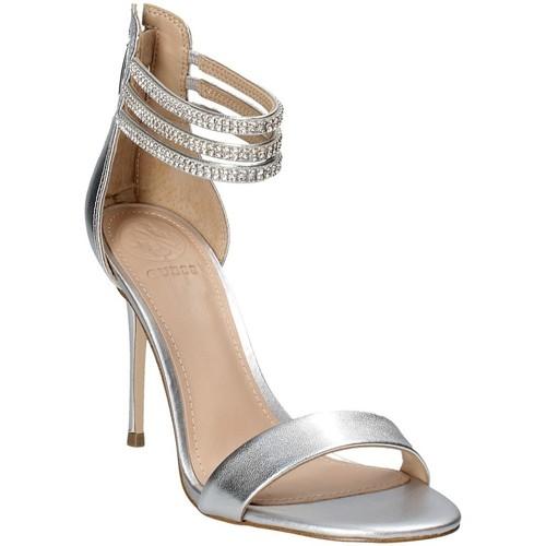 Παπούτσια Γυναίκα Σανδάλια / Πέδιλα Guess FLKAT1 LEL03 Γκρί