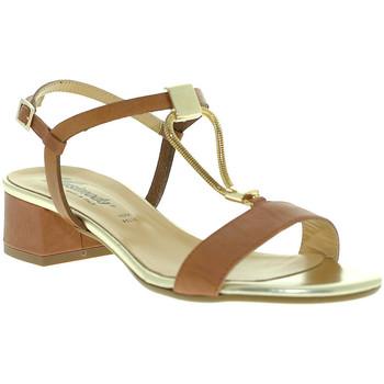 Παπούτσια Γυναίκα Σανδάλια / Πέδιλα Susimoda 2793 καφέ