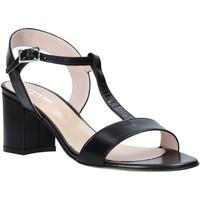Παπούτσια Γυναίκα Σανδάλια / Πέδιλα Casanova LING Μαύρος