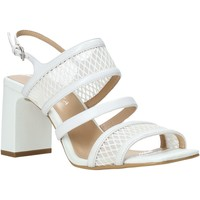 Παπούτσια Γυναίκα Σανδάλια / Πέδιλα Apepazza S0MONDRIAN10/NET λευκό