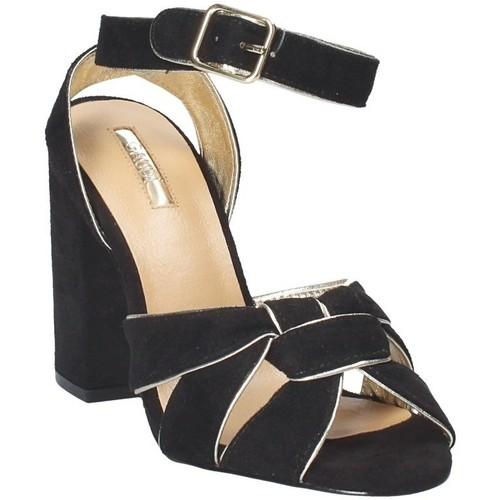 Παπούτσια Γυναίκα Σανδάλια / Πέδιλα Gaudi V83-65930 Μαύρος