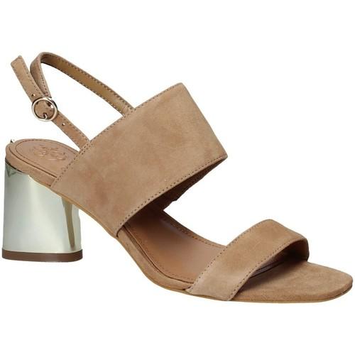 Παπούτσια Γυναίκα Σανδάλια / Πέδιλα Guess FLSDN2 SUE03 καφέ