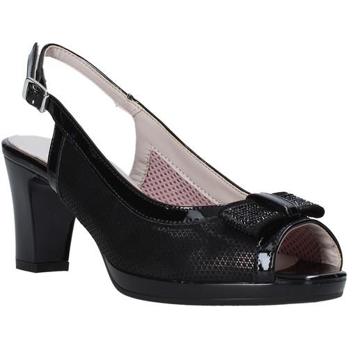 Παπούτσια Γυναίκα Σανδάλια / Πέδιλα Comart 323322 Μαύρος