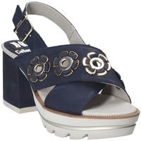Παπούτσια Γυναίκα Σανδάλια / Πέδιλα CallagHan 22600 Μπλε