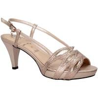 Παπούτσια Γυναίκα Σανδάλια / Πέδιλα Osey SA0569 Ροζ