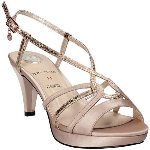 Παπούτσια Γυναίκα Σανδάλια / Πέδιλα Osey SA0571 Ροζ