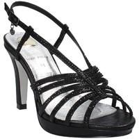 Παπούτσια Γυναίκα Σανδάλια / Πέδιλα Osey SA0565 Μαύρος
