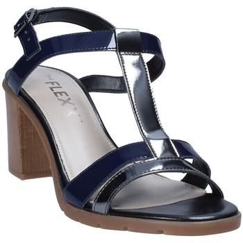 Παπούτσια Γυναίκα Σανδάλια / Πέδιλα The Flexx D6015_08 Γκρί