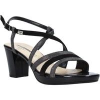 Παπούτσια Γυναίκα Σανδάλια / Πέδιλα Valleverde 38535 Μαύρος