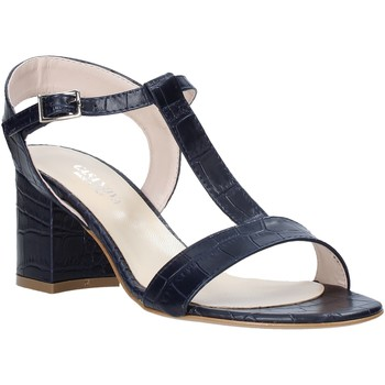 Παπούτσια Γυναίκα Σανδάλια / Πέδιλα Casanova LING Μπλε