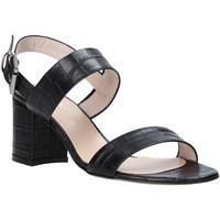 Παπούτσια Γυναίκα Σανδάλια / Πέδιλα Casanova LIVIA Μαύρος