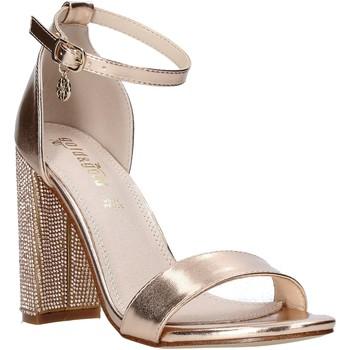 Παπούτσια Γυναίκα Σανδάλια / Πέδιλα Gold&gold A20 GE38 Ροζ