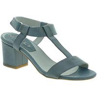 Παπούτσια Γυναίκα Σανδάλια / Πέδιλα Mally 3895 Μπλε