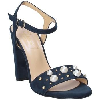 Παπούτσια Γυναίκα Σανδάλια / Πέδιλα Grace Shoes 1396 Μπλε