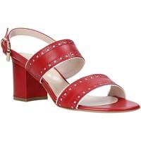Παπούτσια Γυναίκα Σανδάλια / Πέδιλα Casanova LJIAJIC το κόκκινο