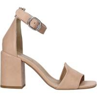 Παπούτσια Γυναίκα Γόβες Mally 6866 Ροζ