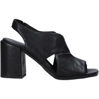 Παπούτσια Γυναίκα Γόβες Mally 6872G Μαύρος