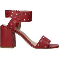 Παπούτσια Γυναίκα Γόβες Mally 6278B το κόκκινο