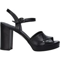 Παπούτσια Γυναίκα Γόβες Mally 5747M Μαύρος