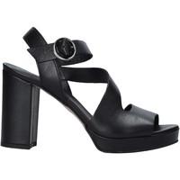 Παπούτσια Γυναίκα Γόβες Mally 5180M Μαύρος