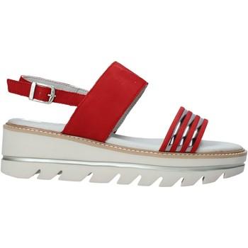 Παπούτσια Γυναίκα Σανδάλια / Πέδιλα Mally 6532P Μαύρος