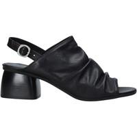 Παπούτσια Γυναίκα Σανδάλια / Πέδιλα Mally 6806 Μαύρος