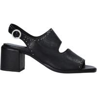 Παπούτσια Γυναίκα Γόβες Mally 6868 Μαύρος