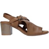 Παπούτσια Γυναίκα Γόβες Bueno Shoes 9L102 καφέ