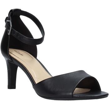Παπούτσια Γυναίκα Γόβες Clarks 26140160 Μαύρος