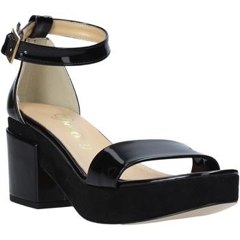 Παπούτσια Γυναίκα Γόβες Grace Shoes 9978 Μαύρος