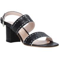 Παπούτσια Γυναίκα Σανδάλια / Πέδιλα Casanova LJIAJIC Μαύρος