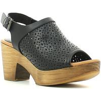 Παπούτσια Γυναίκα Σανδάλια / Πέδιλα Lumberjack SW26106 001 B01 καφέ