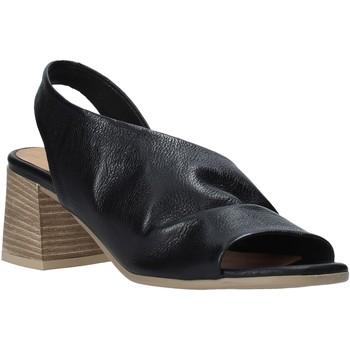 Παπούτσια Γυναίκα Σανδάλια / Πέδιλα Bueno Shoes 9N1300 Μαύρος