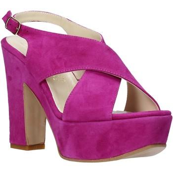 Παπούτσια Γυναίκα Σανδάλια / Πέδιλα Esther Collezioni TQ 039 Ροζ