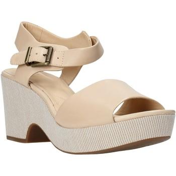 Παπούτσια Γυναίκα Σανδάλια / Πέδιλα Clarks 26140115 Ροζ