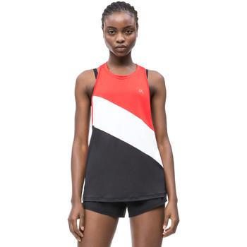Υφασμάτινα Γυναίκα Αμάνικα / T-shirts χωρίς μανίκια Calvin Klein Jeans 00GWS9K150 Μαύρος
