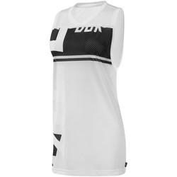 Υφασμάτινα Γυναίκα Αμάνικα / T-shirts χωρίς μανίκια Reebok Sport DP6671 λευκό