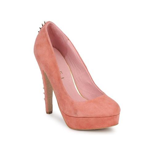 Παπούτσια Γυναίκα Γόβες Ravel LAVINA ροζ