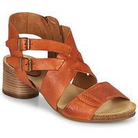 Παπούτσια Γυναίκα Σανδάλια / Πέδιλα Casta ERVA Orange