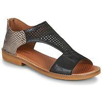 Παπούτσια Γυναίκα Σανδάλια / Πέδιλα Casta IRIA Black
