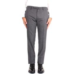 Υφασμάτινα Άνδρας Παντελόνια κοστουμιού Incotex 1T0030 1721T Grey