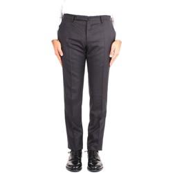 Υφασμάτινα Άνδρας Παντελόνια κοστουμιού Incotex 1T0030 1394T 931 Grey