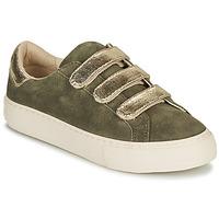 Παπούτσια Γυναίκα Χαμηλά Sneakers No Name ARCADE STRAPS Kaki