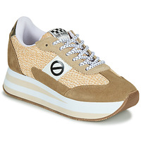 Παπούτσια Γυναίκα Χαμηλά Sneakers No Name FLEX M JOGGER Brown / Beige