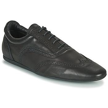 Παπούτσια Άνδρας Derby Schmoove JAMAICA CORSO EASY Black