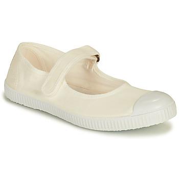 Παπούτσια Γυναίκα Χαμηλά Sneakers Victoria PUNTERA MERCEDES Άσπρο