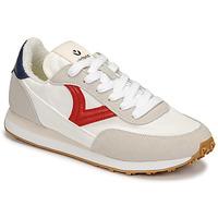 Παπούτσια Γυναίκα Χαμηλά Sneakers Victoria ASTRO NYLON Άσπρο / Red / Μπλέ
