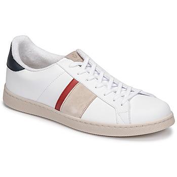 Παπούτσια Άνδρας Χαμηλά Sneakers Victoria TENIS VEGANA DETALLE Άσπρο / Μπλέ