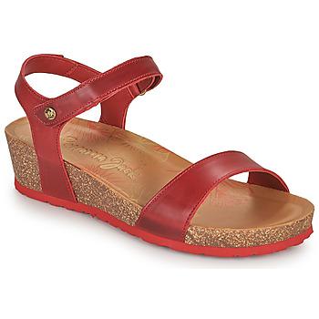 Παπούτσια Γυναίκα Σανδάλια / Πέδιλα Panama Jack CAPRI Red