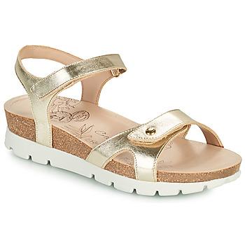 Παπούτσια Γυναίκα Σανδάλια / Πέδιλα Panama Jack SULIA SHINE Gold